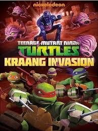 Las Tortugas Ninja 3: La invasión de Kraang