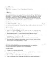 Warehouse Worker Resume Example. warehouse worker resume cover ...