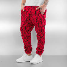 pelle pelle pant sweat we don t give a in red men pelle pelle overwear complete in specifications pelle pelle infant clothing