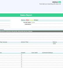 Project Status Reporting 1 Smart Project Status Report Template Free Download