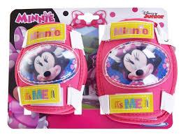 Защитный <b>набор</b> STAMP <b>Minnie Mouse</b>, розовый цена | pigu.lt