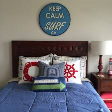 Nautical Inspired Bedrooms This Bed Is Just Right Memehillcom Home Of Amie