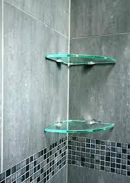 shower corner shelf lovely shower corner shelf tile shower shelves glass shelves 1 learn more about