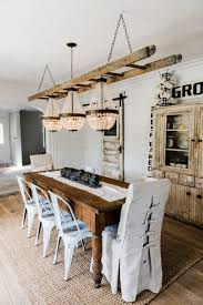 dining room crystal lighting. Farmhouse Dining Room Makeover - Crystal Chandelier Update. Lighting E