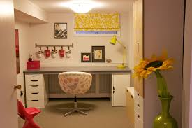 basement office design. basement office design contemporary with project room sewing scrap