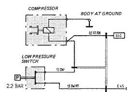 help ac compressor wiring question rennlist discussion forums attached images