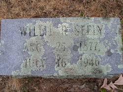 "William Robert ""Bill"" Seely (1878-1946) - Find A Grave Memorial"