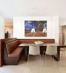 Artwork of Corner Dining Table Set: a Choice of Minimalism ...