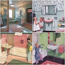 1950s interior design. In The 1950s, There Were Three Popular Color Trends; Pastel, Scandinavian, And Modern. 1950s Interior Design O