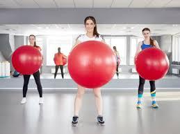 Фитбол Мяч для беременных Комплекс упражнений на фитболе во время беременности