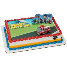 Paw Patrol 3d Cake Topper Toys Sugarprintcess
