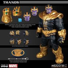 Mezco Toyz One:12 Collective Series Thanos in 2020 | Marvel, Action  figures, The iron giant