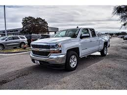 Odessa, TX - Used 2018 Chevrolet Silverado 1500 Vehicles for Sale