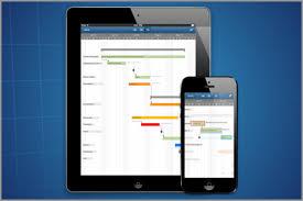 Gantt Chart Mobile How To Run Microsoft Project For Mac Tutorial Smartsheet