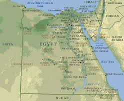egypt map map of the governorates of egypt Egypts Map Egypts Map #46 egypt map