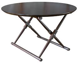 Round Table Dining Matthiessen Round Table Traditional Mid Century Modern Dining