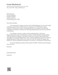 Cover Letters For Job Fairs 10 General Cover Letter For Job Fair Resume Samples
