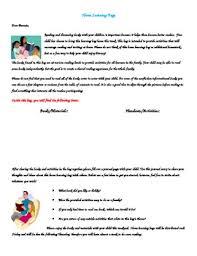 Parent Letter Template Teaching Resources Teachers Pay Teachers