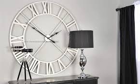 Kitchen Wall Clocks Modern Large Decorative Kitchen Wall Clocks Design Gyleshomescom