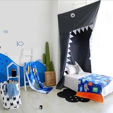Kids Boys Shark Cartoon Bed Canopy Tent Baby Cribs Mosquito Net Bed Curtains - Buy Kids Bed Canopy,Kids Curtains,Kids Cartoon Curtains Product on ...