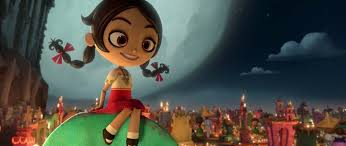 release name the book of life 2018 hdrip x264 playnow size 1 14 gb video mp4 720 304 1 572 kbps audio english aac 160kbps runtime 1h 36mn