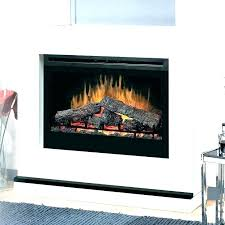 33 inch wide electric fireplace insert ch