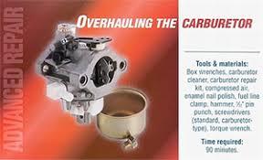 carburettor carb fits briggs stratton sprint classic engine 498809