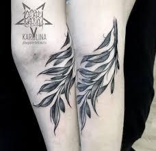 веточка в вип шейдинге женская тату на руке сделать тату у мастера