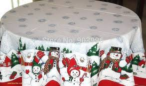 90 inch round tablecloth cotton designs x