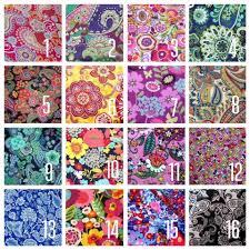 Vera Bradley Pattern Names Beauteous Custom Vera Bradley Stitched Letter Shirt The Sorority Spot