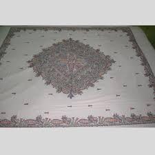 Mithila Painting Bed Sheet Design Manmohak Madhubani Hand Painted Bedsheet With Pillow Cover