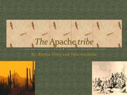 Ppt The Apache Tribe Powerpoint Presentation Id2838831