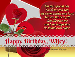Birthday Quotes For Wife 37 Best Birthday Wishes And Messages For Wife Wordings And Messages