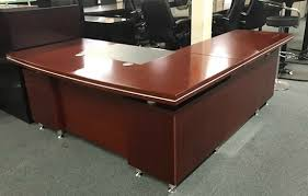 incredible office furnitureveneer modern shaped office. Incredible L Shaped Desk Wood Within Cherry Shape Available At Arnold S Office Furniture Furnitureveneer Modern R