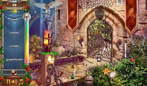 Hidden object games (hog) are sometimes called hidden pictures, and they are part of a genre of puzzle video games in which you have to find items from a list that are hidden within a picture. Castle Wonders A Castle Tale Walkthrough Gamehouse