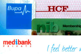 various private health fund cards photo private health insurance premiums