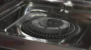 How To Clean A Dishwasher Drain Lg Dishwasher Pump Gasket Replacement Mds58387601 Youtube