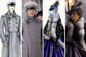 Best Costume Design Oscar 2013 Pin By Rose On Russian Clothes Anna Karenina Anna