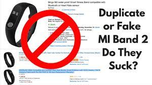 Mi Band 2 Duplicate Bingo M2 Review Why You Should Not Buy