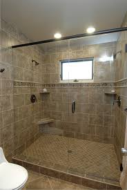 Stunning Tiled Shower Ideas Walk Shower Pictures Ideas ...