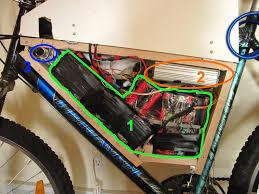 evolution of ebike battery packs