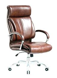 high back desk chair leather office chairs ergonomic style and vintage brown tan metal wood modern