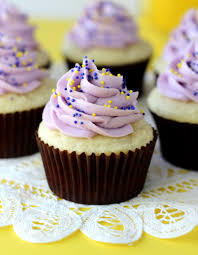 Blueberry Lemon Curd Cupcakes Your Cup Of Cake