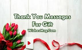Thank You Note For Money Simple Thank You Messages For Gift Words Of Appreciation WishesMsg