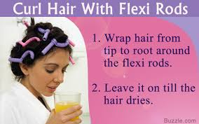 You Need To Know The Right Way To Curl Hair With Flexi Rods