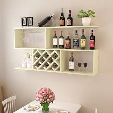 hanging wine cabinets home wall mounted