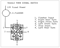 6 pin toggle switch circuit diagram wiring diagram illuminated 6 Pin Wiring Diagram 6 pin toggle switch circuit diagram turn signals for early hot rods 6 pin wiring diagram for trailer