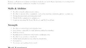 Resume Skills Examples Best Knowledge And Skills For Resume Resume Skill And Abilities Examples