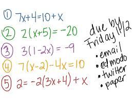 solving multi step equations math solving multi step equations math is fun