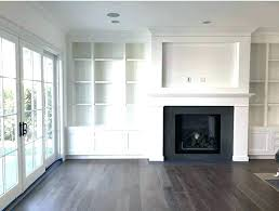 fireplace with bookshelves on each side fireplace with bookshelves on each side shelves full size of